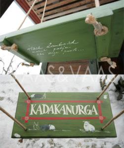 Vaas&Vaas_puidust kodusisustus _kiiged_swings_kingitus_käsitsi_maalitud