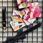 kikilips ja nahast võtmehoidja koos kaardipakiga