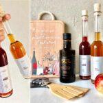 kokkajale lõikelaud ja veiniäädikas