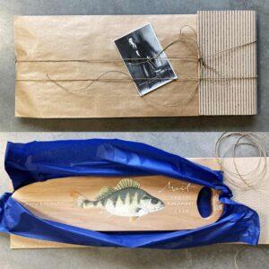 kalaliud kinkepakendis